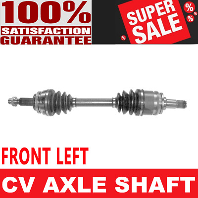 FRONT LEFT CV Axle Drive Shaft For LEXUS ES300 02-03 ES330 04-06 | eBay