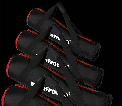 Photography Camera Tripod Bag Padded Strap Carry Travel Bag Case For Manfrotto