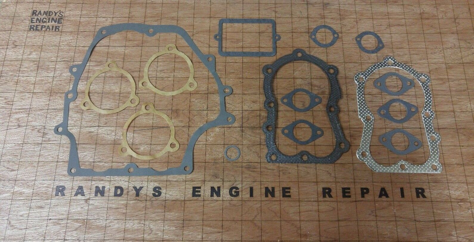 Revisión Reconstruir Actualización Genuine Tecumseh Del Motor Junta Kit Set HH100 HH120