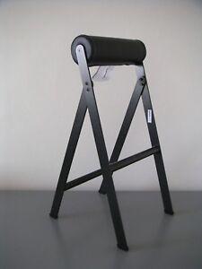 IKEA-SPANST-DESIGNER-CHRIS-STAMP-STAMPD-DESIGN-ICON-STEEL-LEATHER-CHAIR-NEW