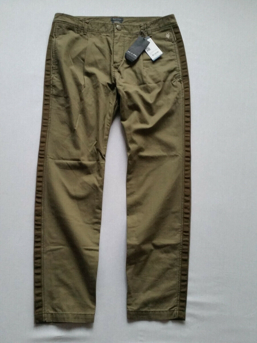 Marc o ´ Polo Pants Ladies ModelJarva Olive Green Size 34 36
