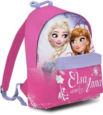 Disney Frozen 2 Eiskönigin Turnbeutel 40 x 32cm Sport Beutel Bag Anna Elsa