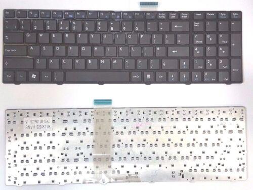 NEW FOR MSI GE620 CR650 GT660 CX620 GX660R A6500 A7200 Keyboard V111922AK1