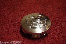 Vogue Wheels Chrome Custom Wheel Center Cap #89-9371 (1 CAP)