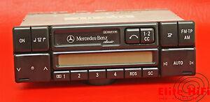 AUTORRADIO-MERCEDES-BENZ-Classic-Becker-be2010-con-Code-23825