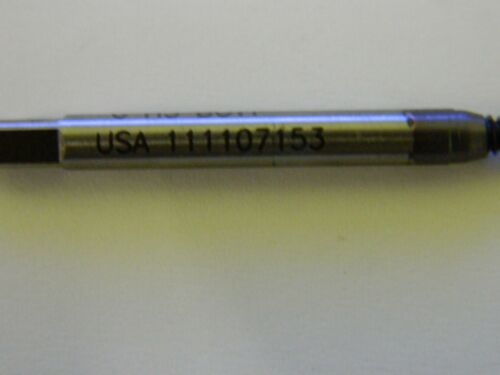Widia Thread Forming Bottoming Tap 3-48 NC H3 HSS Qty 2 USA #19511
