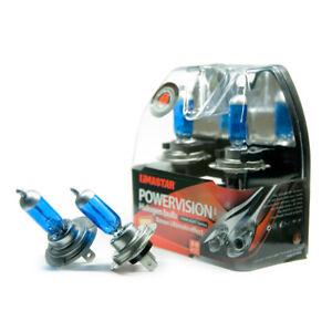 4-X-H7-PX26d-Lampes-Halogene-Poires-55W-6000K-Optiques-Xenon-Ampoule-12V