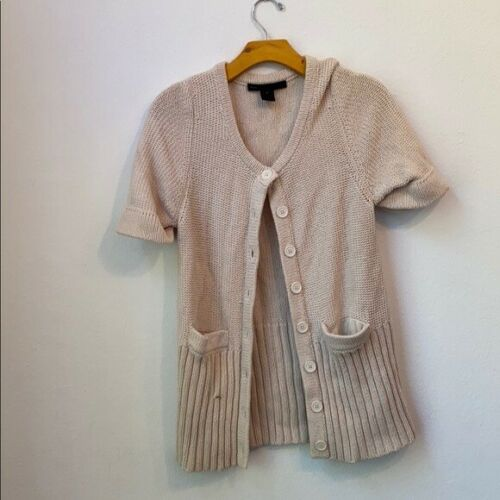 MARC BY MARC JACOBS LARGE SHORT SLEEVE CARDIGAN