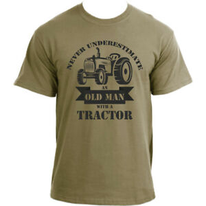 Never-Underestimate-An-Old-Man-With-A-Tractor-Funny-Farmer-T-shirt-For-Men
