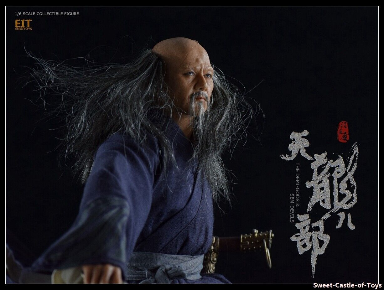 1 6 End i Toys The Condor Heroes Demi-Gods and Semi-Devils EIT 1809 Duan YanQing