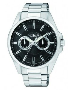 CITIZEN-AG8320-55E-Mens-Quartz-Watch-Day-amp-Date-NEW-WR50m-RRP-299-00