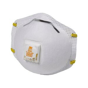 3M-8511-N95-Particulate-Respirator-W-Exhalation-Valve-10-Box-Free-US-Shipping
