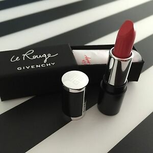 Givenchy Le Rouge Lipstick 202 Rose Dressing New Travel