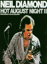 Hot August Night 2 Recorded Live in Concert Neil Diamond Audio CD