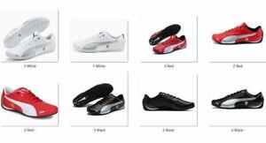 NEW-NIB-Men-039-s-Puma-SF-Drift-Cat-5-NM-Ferrari-Scuderia-Shoes-306471-Ultra-Choose