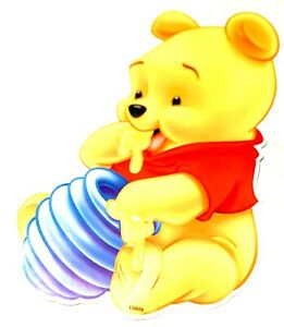 Winnie Pooh Honigtopf
