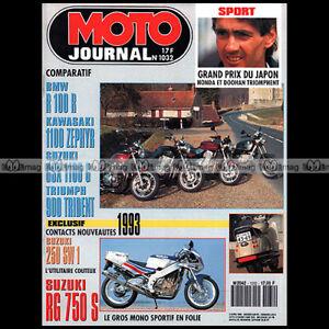 MOTO-JOURNAL-1032-RENE-GILLET-1000-KAWASAKI-ZEPHYR-1100-SUZUKI-GSX-G-BMW-R100-R