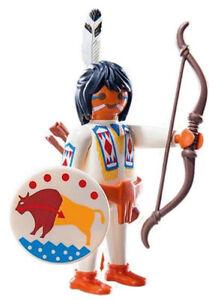 Playmobil Series 12 figure masculine 9241-Native American-Neuf  </span>