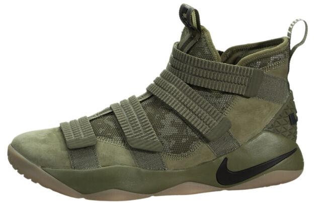 Nike Lebron Soldier XI 11 Camo Big Kids