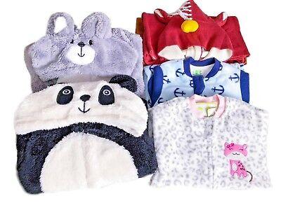 Bello Little Nuovo Di Zecca Di Inventor Baby Soft 100% Cotone Bambini Bambine Vestiti Romper-mostra Il Titolo Originale