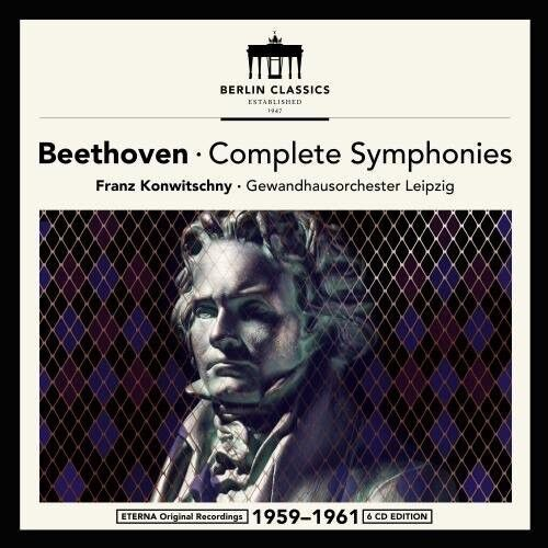 Beethoven: Complete Symphonies [New CD]