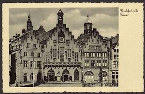 Germany Frankfurt am Main Römer  Vintage Postcard - Southampton., Hampshire, United Kingdom - Germany Frankfurt am Main Römer  Vintage Postcard - Southampton., Hampshire, United Kingdom