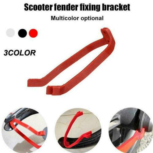For Xiaomi M365 Scooter Rear Fender Mudguard Support White Red Bracket Blac L0Z1