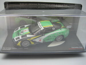 PASSION-VITESSE-Altaya-Chevrolet-Corvette-C5-R-FIA-GT-2007-Spa-Ixo-1-43
