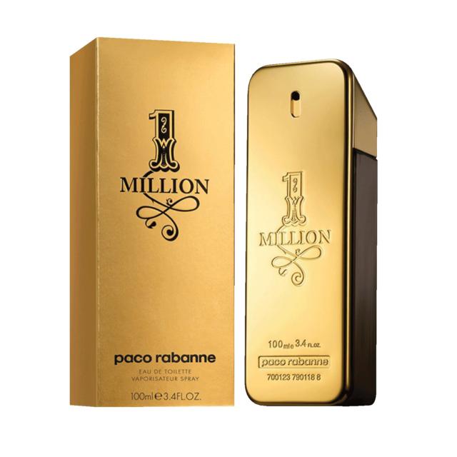 Paco Rabanne 1 Million for Men 100ml EDT Spray