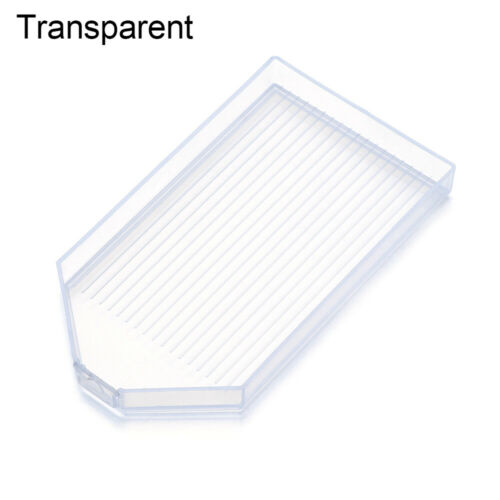 Embroidery Large Capacity Drill Plate Plastic Diamond Painting Tool Tray Plate