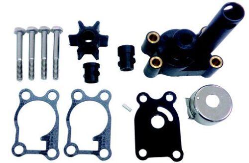 Water pump kit impeller /& housing /& gasket 4hp 4.5hp 6hp 8 hp Johnson Evinrude