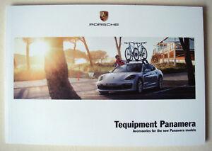 Porsche panamera tequipment panamera november 2016 sales image is loading porsche panamera tequipment panamera november 2016 sales brochure publicscrutiny Choice Image