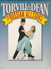 TORVILLE AND DEAN AND THE RUSSIAN ALL STARS  1988 PROGRAM