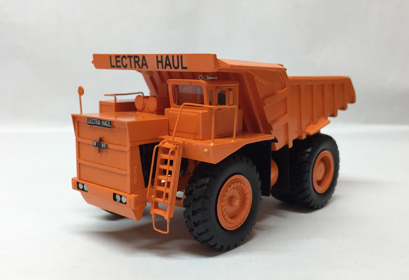 HO 1 87 Unit Rig Lectra Haul 85 Ton Truck  - Ready Made Resin Model