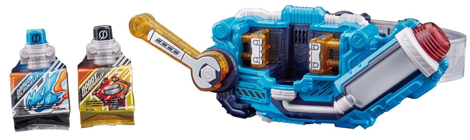 Bandai 208013 Kamen Rider Build Transformation Belt DX Sclash Driver