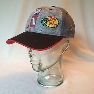 d72d535246eb7 Bass Pro Shop  1 Martin Truex Jr Baseball Hat Cap NASCAR Racing New ...