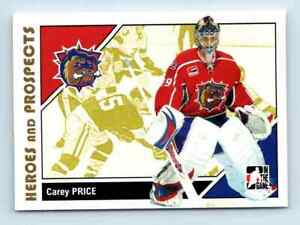 2007-08-ITG-Heroes-And-Prospects-Carey-Price-41