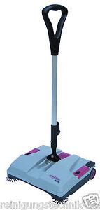 Kehrmaschine Akkukehrbesen MEDUSA Set mit 2 Akkus