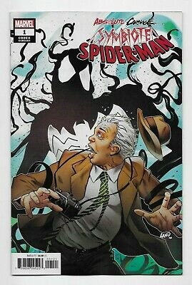 Absolute Carnage Symbiote Spider-Man #1 2019 MARVEL Greg Land Main Cover NM