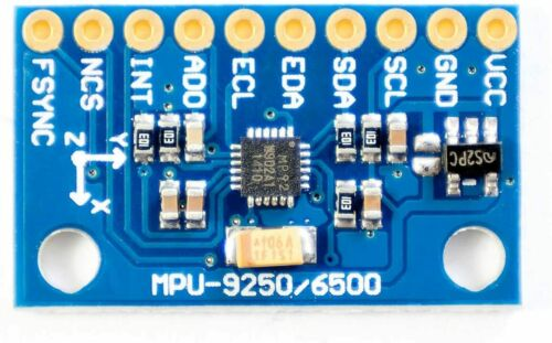 MPU-9250 9DOF Sensor Module Three-axis Gyroscope Accelerometer Magnetic Field II