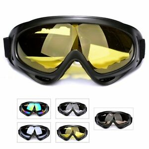 d1fd0714517 Image is loading X400-Airsoft-Tactical-Goggles-Glasses-Face-Eye-Protection-