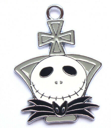 Wholesale The nightmare before Christmas Metal Charms Jewelry Making pendants