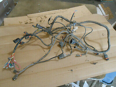 Arctic Cat 500 4x4 Auto 2002 02 wiring harness loom wires ...