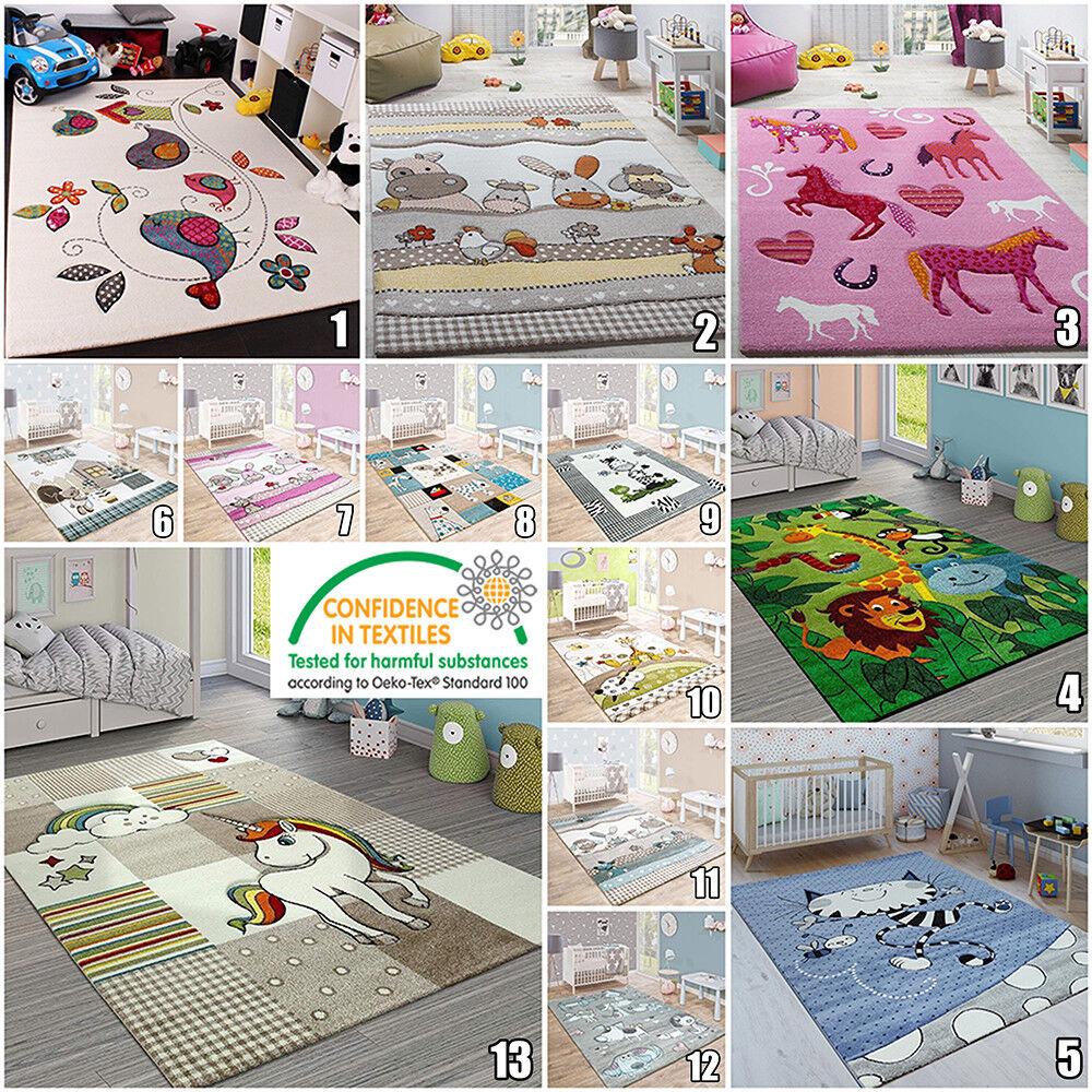 Animale Per Bambini Tappeto Contour Cut Pattern Tappetino per bambini gioco ragazzi ragazze camera da letto tappeto