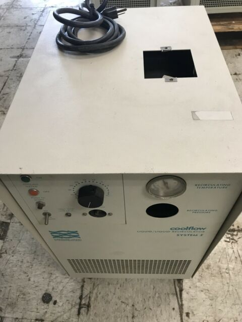 Neslab Coolflow Liquid/liquid Recirculator System I D380C-004