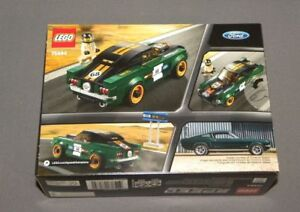 Image is loading LEGO-Speed-Champions-1968-Ford-Mustang-Fastback-75884-