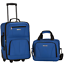 Luggage-2-Piece-Set-Choose-14-Colors-One-Size-Free-Shipping thumbnail 3