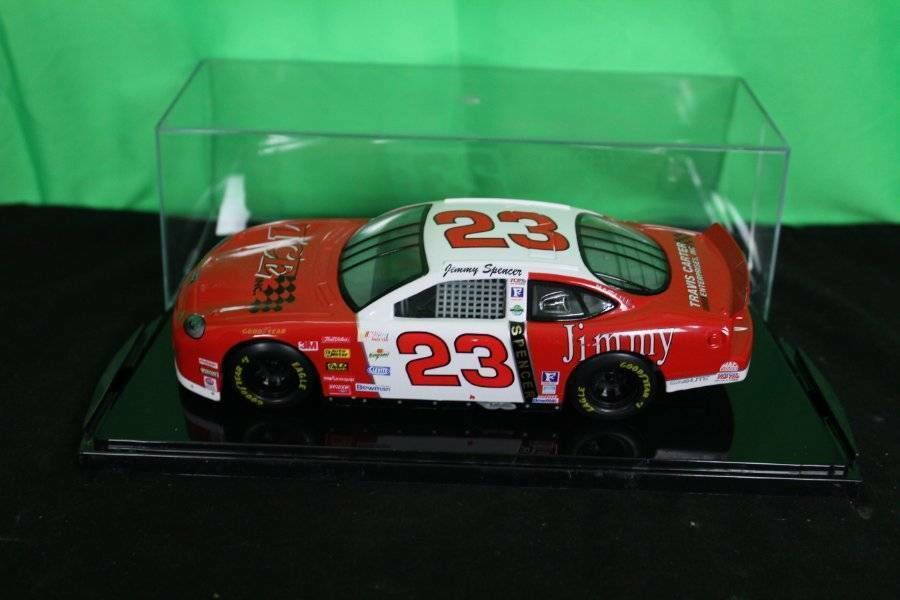 Racing Champions Jimmy Spencer Collectible Race Car Nascar Goodyear Racing