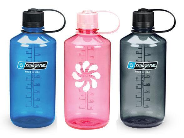 BEST Workout Sports Water Bottle BPA Free Tritan Plastic with Locking For Women
