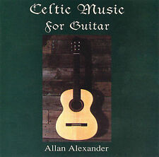 Alexander, Allan: Celtic Music for Guitar  Audio CD